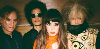 Crystal Fairy (At The Drive-In, Melvins e Le Butcherettes)