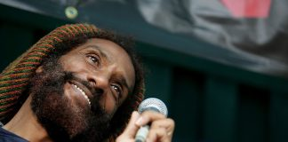 H.R., frontman do Bad Brains