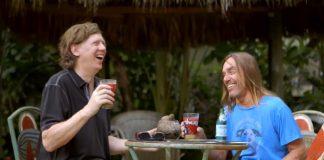 Iggy Pop e Thurston Moore - documentário