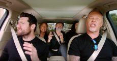 Metallica - Carpool Karaoke