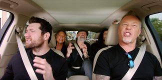 Metallica - Carpool Karaoke