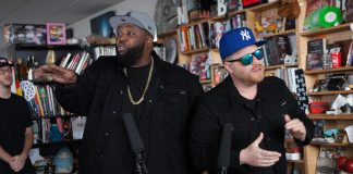 Run The Jewels no Tiny Desk, da NPR