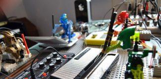 Toa Mata Band, a banda de LEGOs Robôs