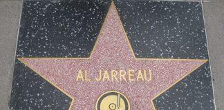 Al Jarreau na Calçada da Fama