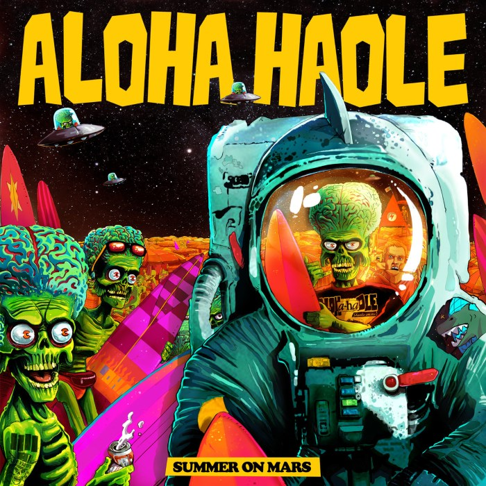 Aloha Haloe - Summer On Mars