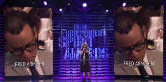 Andy Samberg canta Pearl Jam no Spirit Awards