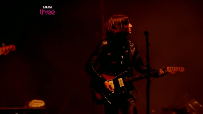 Arctic Monkeys no Reading Festival 2009