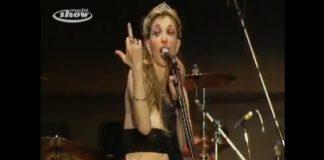Courtney Love no SWU 2011