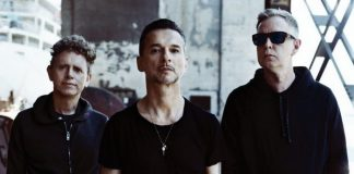 depeche mode anuncia data de lançamento para seu novo álbum e lança single