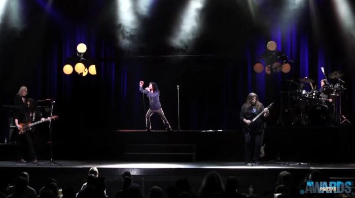 Holograma de Ronnie James Dio