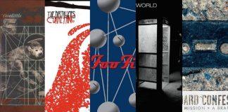 Discos produzidos por Gil Norton