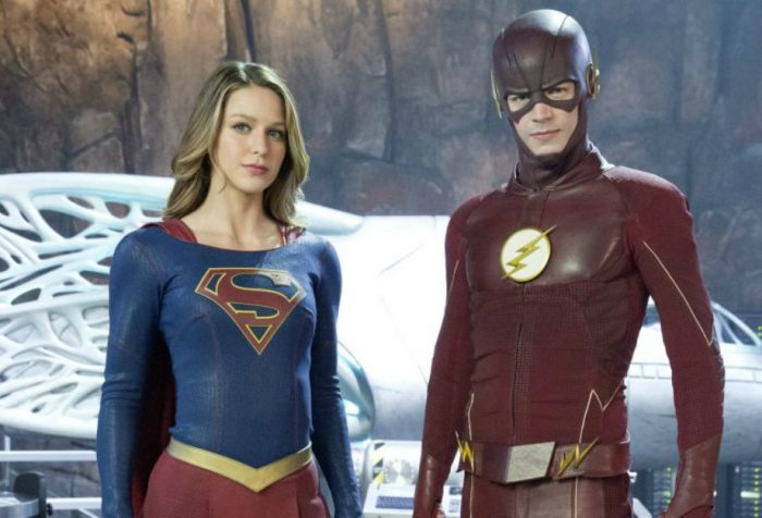 Supergirl e The Flash