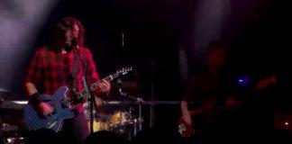 Foo Fighters em Frome, na Inglaterra, 2017