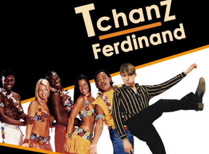 Franz Ferdinand e É o Tchan