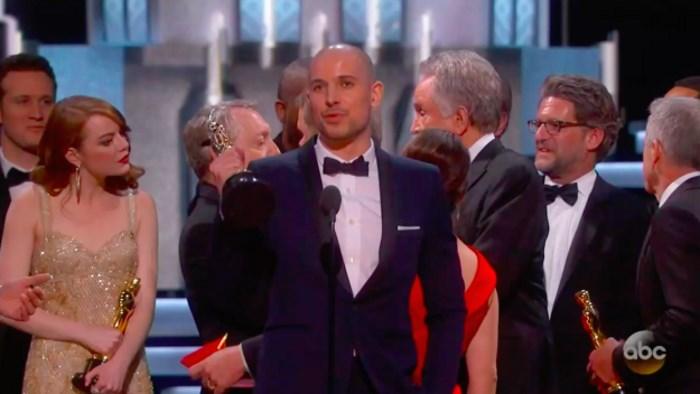 Fred Berger e a confusão no Oscar