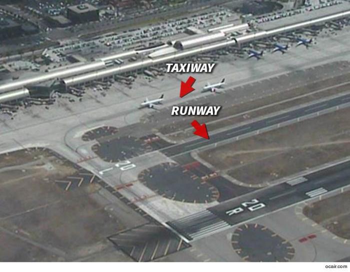 Harrison Ford quase causa acidente em aeroporto