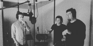 Incubus, Skrillex e Chino Moreno em estúdio