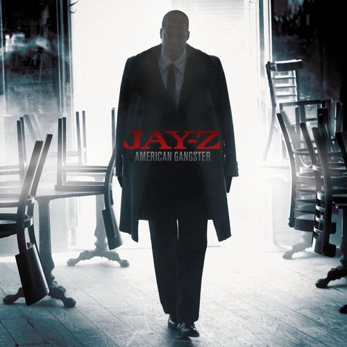 "capa do disco ""american gangster"" do jay-z"