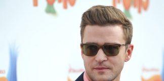 Justin Timberlake em 2016