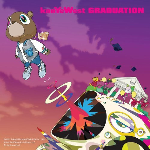 "capa do disco ""graduation"" do kanye west"