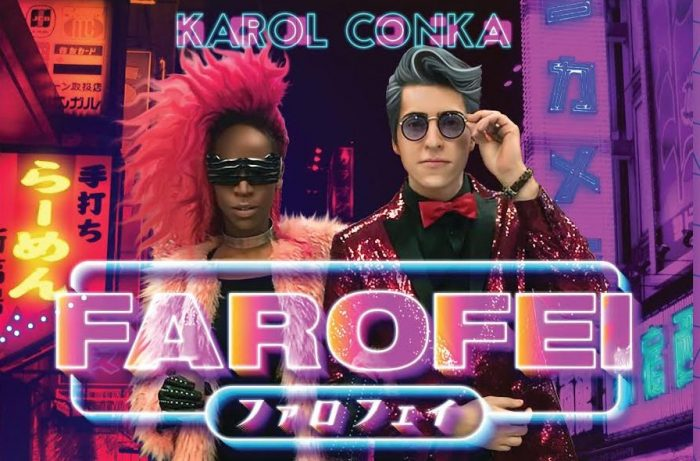 Karol Conka - Farofei