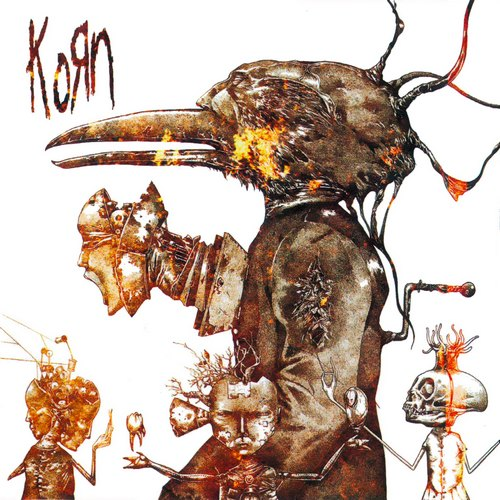 "capa do disco ""untitled"" do korn"