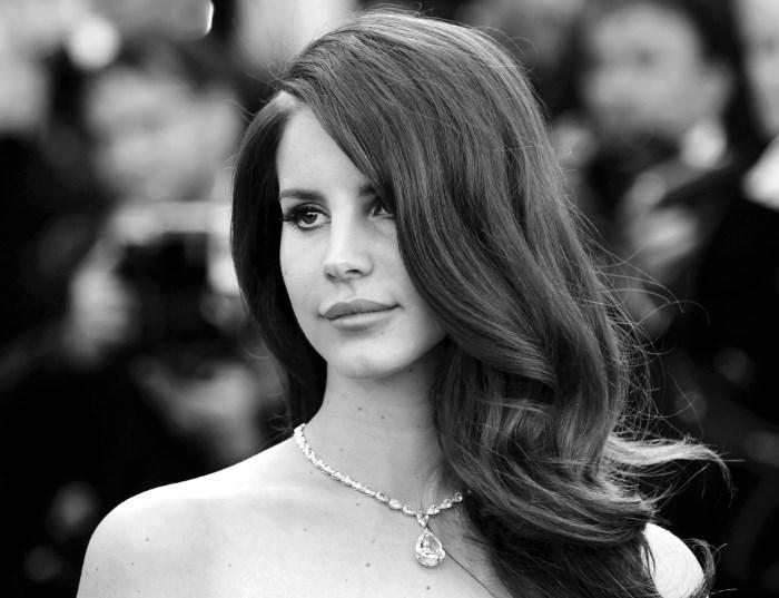Lana Del Rey em Cannes (2012)