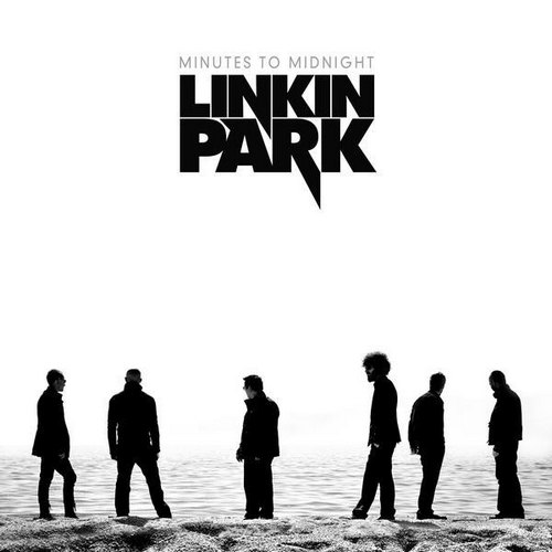 "capa do disco ""minutes to midnight"" do linkin park"