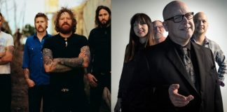 Mastodon, de Atlanta e Pixies, de Boston