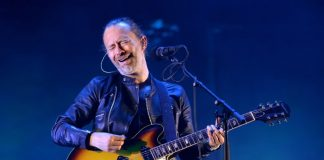 Thom Yorke, do Radiohead, no Primavera Sound