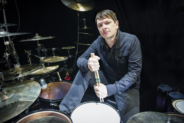 Ray Luzier, baterista do KoRn