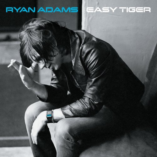 "capa do disco ""easy tiger"" do ryan adams"