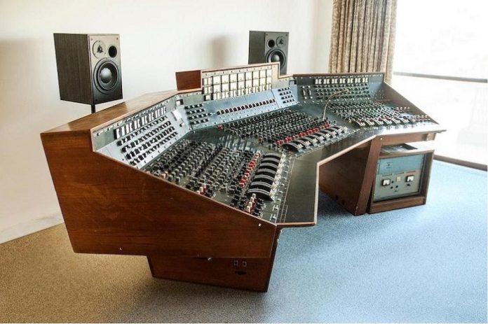 Console de Abbey Road