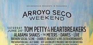 Arroyo Seco Weekend - criadores do Coachella