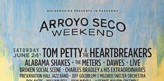 Arroyo Seco Weekend - criadores do Coachella