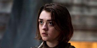 Arya Stark de Game Of Thrones