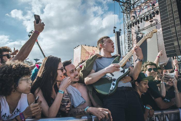 Cage The Elephant no Lollapalooza Brasil 2017