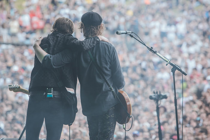 Catfish and the Bottlemen no Lollapalooza Brasil 2017