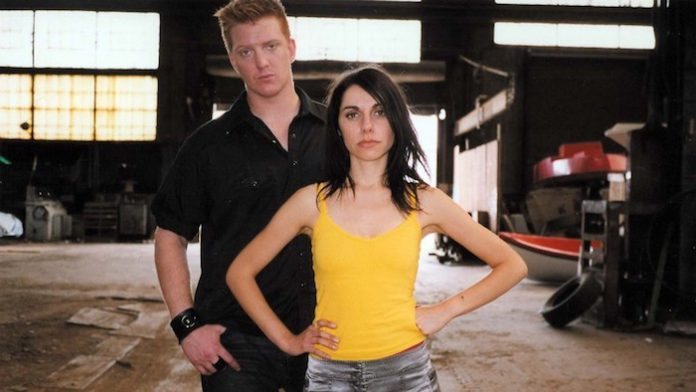 Desert Sessions - Josh Homme e PJ Harvey