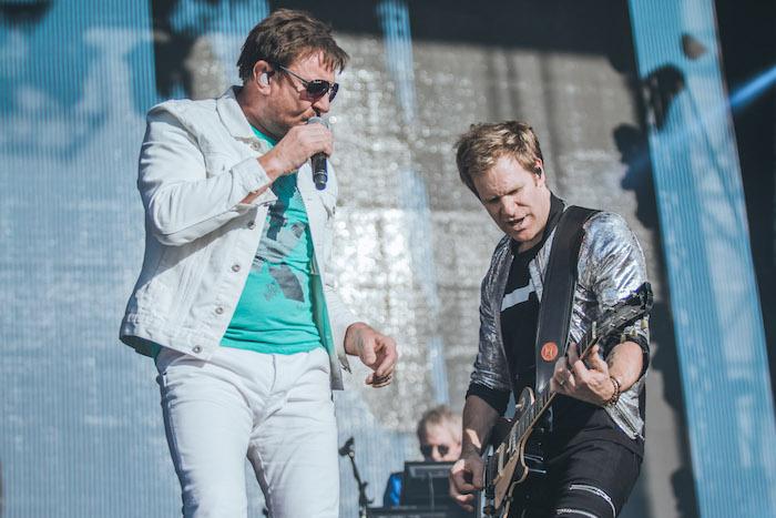 Duran Duran no Lollapalooza Brasil 2017
