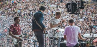 Glass Animals no Lollapalooza Brasil 2017