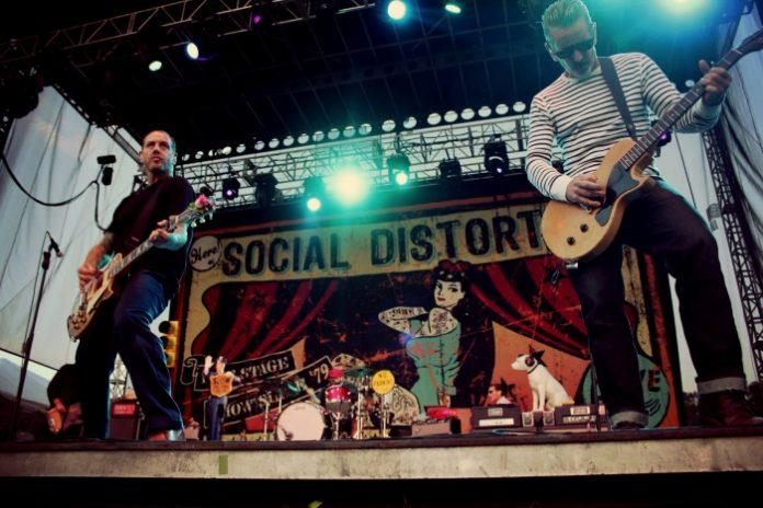 Social Distortion no Riot Fest