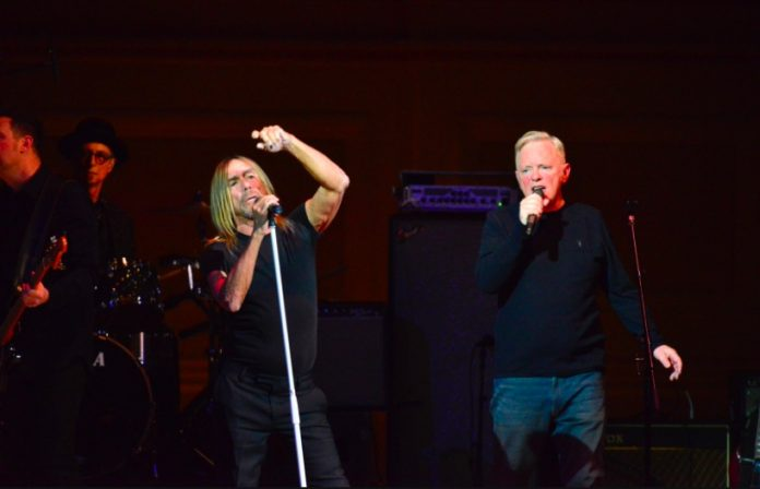 Iggy Pop e New Order - Tibet House Benefit