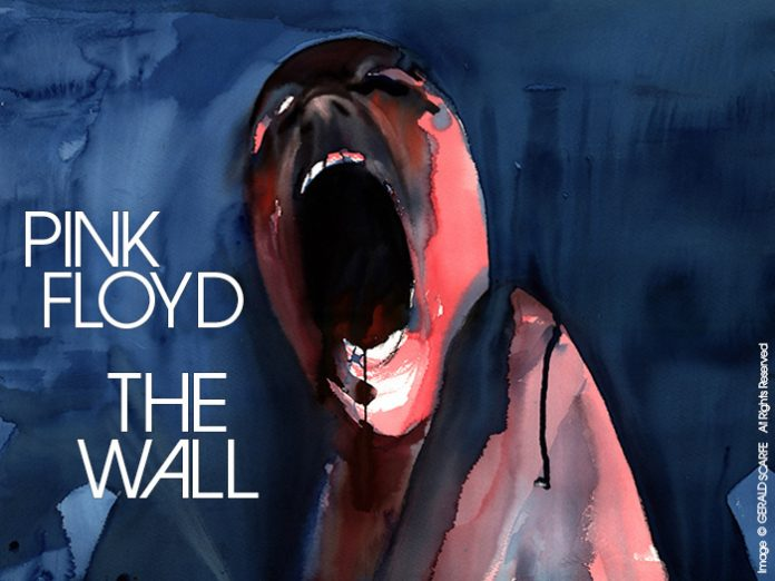 Pink Floyd, The Wall - pintura