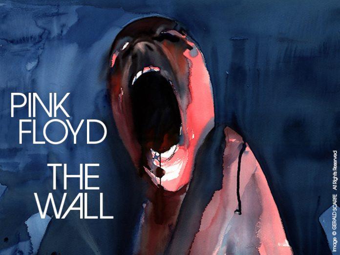 Pink Floyd, The Wall - pintura