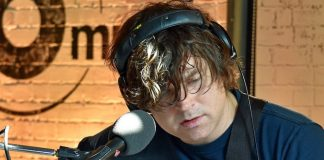 Ryan Adams na BBC Radio 6