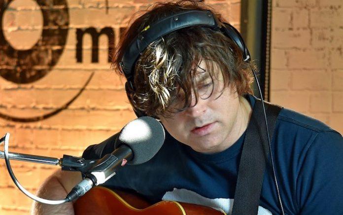 Ryan Adams na BBC Radio 6