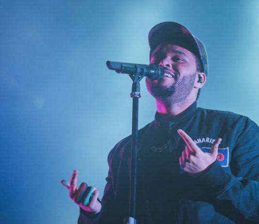 The Weeknd no Lollapalooza Brasil 2017