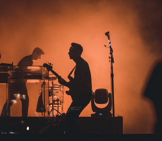 The XX no Lollapalooza Brasil 2017