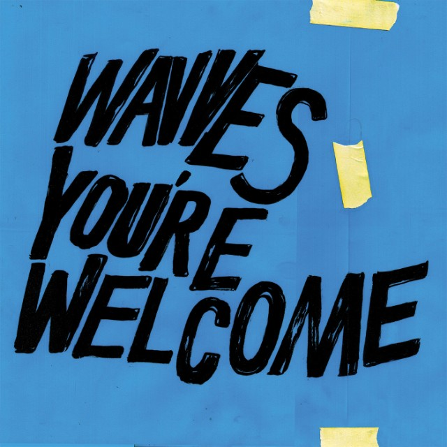 Wavves - You're Welcome capa
